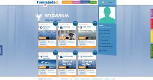 Lista rozgrywek - Turniejada.pl